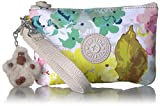 Kipling Candy Printed Mini Wristlet, Luscflrwht