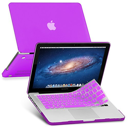GMYLE Bundle Soft Touch Frosted Macbook