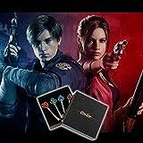 Resident Evil 2 Remake Keys Collection Set of 4 Pcs
