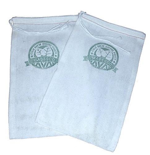 reusable cotton coffee filter - 6