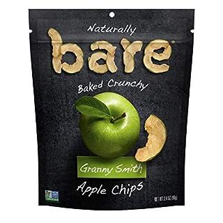bare Snacks Apple Chips, Granny Smith, 3.2oz bag