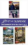 harlequin love inspired suspense december 2016 box set 2 of 2 classified christmas missionstalking seasonmistletoe reunion threat