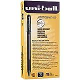 Uni-Ball Jetstream 101 Ball Point Pens, Bold Point, Black Ink, Pack of 12 (1768011 )