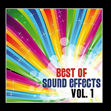 Best Of Sound Effects  Royalty Free Sounds and Backing Loops for Tv, Video,  Youtube, Dj, Broadcasting and More, Vol  1