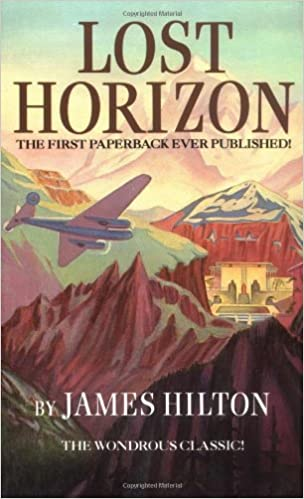 Lost Horizon: James Hilton: 9780671664275: Amazon.com: Books