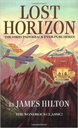 Lost Horizon: James Hilton: 9780671664275: Amazon.com: Books
