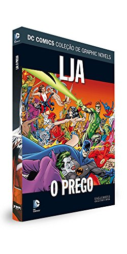 DC Graphic Novels. Lja. O Prego