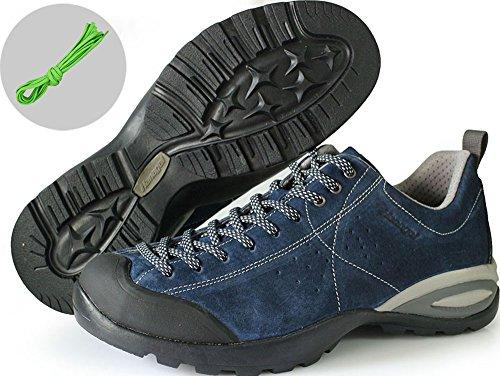 Hanagal Men's Casual Walking 7001 Dark Hiking II Evoque Approaching Shoes Trail Running Blue Outdoor FwTFr