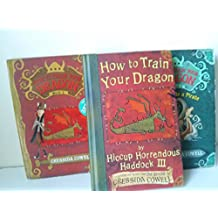 Book Sets for Kids: How to Train Your Dragon Series: How to Be a Pirate; How to Train Your Dragon By Hiccup Horrendous the III