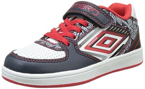 Umbro Um Cogan, Zapatillas de Baloncesto para Niños gris