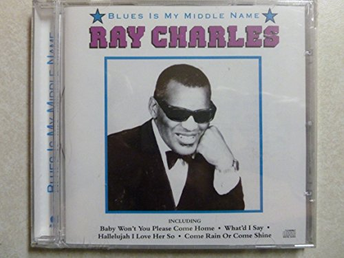 Blues Is My Middle Name - Is My Ray Name
