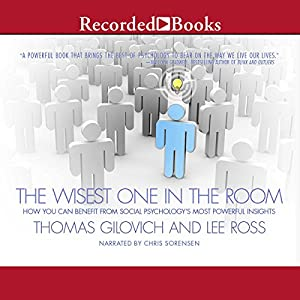 The Wisest One in the Room Audiobook