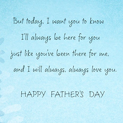 Hallmark Father's Day Between You and Me Greeting Card from Daughter (Still Your Little Girl) Photo #5