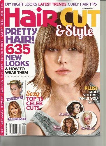 Hair Cut Style November 2013 product image