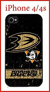iphone covers Anaheim Ducks Iphone 6 4.7 Case Hard Silicone Case