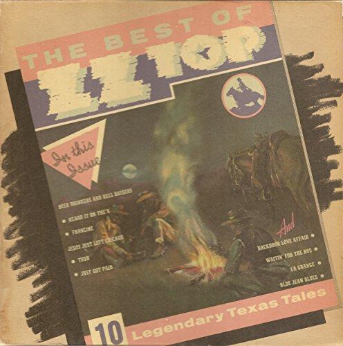 The Best of ZZ Top [Vinyl]