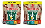 PLATO Dog Treats -Thinkers Natural Duck Sticks- 22 oz (2 Pack) For Sale