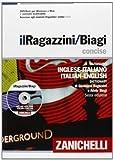 img - for Il Ragazzini-Biagi Concise. Dizionario inglese-italiano italian english dictionary. Con aggiornamento online. Con DVD-ROM (Italian Edition) by Adele Biagi Giuseppe Ragazzini (2013-04-01) book / textbook / text book