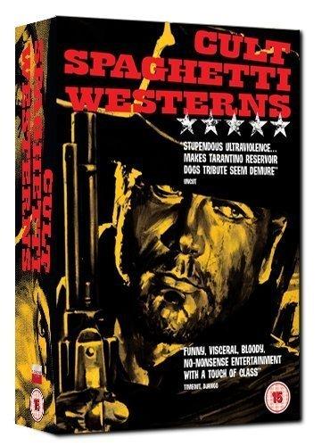 Cult Spaghetti Westerns-Box -