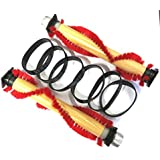1 X For ORECK XL Vacuums BEST Roller (2 brushes & 6 belts)