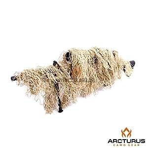Arcturus Ghillie Rifle Wrap (Desert)