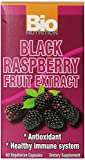 Bio Nutrition Black Raspberry Fruit Vegi-Caps, 60 Count For Sale