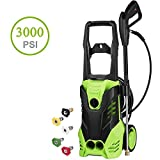Meditool Electric Pressure Washer 3000 PSI High Pressure Power...