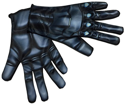 Rubie's Avengers 2 Age of Ultron Child's Black Widow Gloves, As Shown -