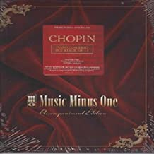 Chopin - Concerto in E Minor, Op. 11: Music Minus One Piano