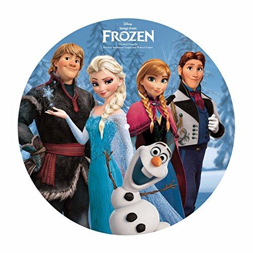Songs Frozen VARIOUS ARTISTS