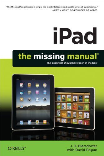 iPad: The Missing Manual: The Missing Manual ()