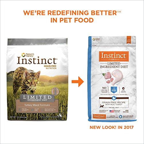 Instinct Grain Free Limited Ingredient Dry Cat Food
