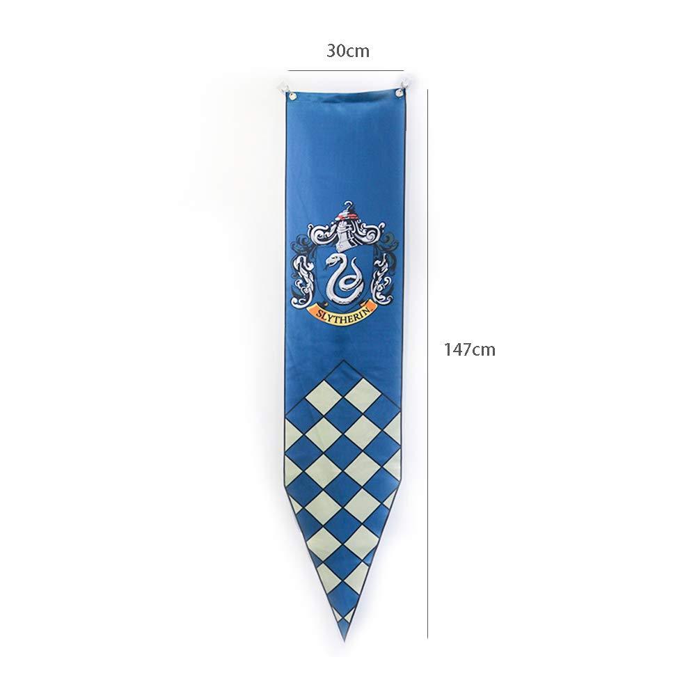 huici Harry Potter Banner Parete in Stile Decorazione per la Casa Bandiera 30 147cm