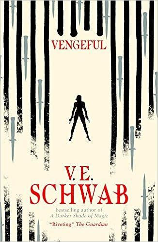 Vengeful: Amazon.co.uk: V. E. Schwab: 9781785658631: Books