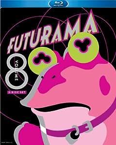 Futurama Vol. 8 [Blu-ray]