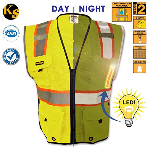 KwikSafety Visibility Reflective 107 2015 Standards