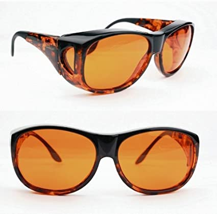 Orange Tint Eschenbach Solar 3 Sunglasses