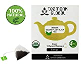 Assam Black Tea, 10 Teabags | Dravak Second Flush Black Tea Supports...