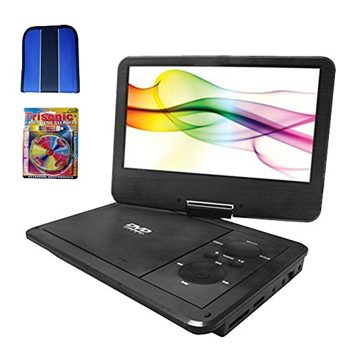 Sylvania 10-Inch Portable DVD Player With 5 Hour Battery Lif