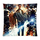 Alexander Famous Film The Doctor And Amy Pond Doctor Who Clara Square ...