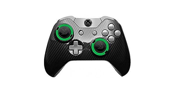 Xbox Un Controlador de SCUF Infinidad de Fibra de Carbono Negro ...