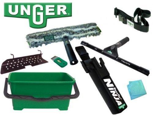 Kit de herramientas para limpiacristales de Unger - Ninja ...