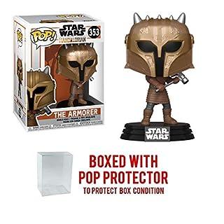 POP! Funko Star Wars The Mandalorian - The Armorer Vinyl Figure