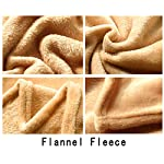 Unicorns Farting Siberian Husky Dog and Mountains Summer Thick Blanket Cozy Couch Warm Throw Blanket Flannel Fleece Blanket, 59 X 79 Inch 10