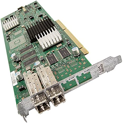 .IBM Renewed 45W0098 LW4 PCI P-3.2 Yukon 4KM Card 23R9702 18P3456 with 2x77P5893 GBIC