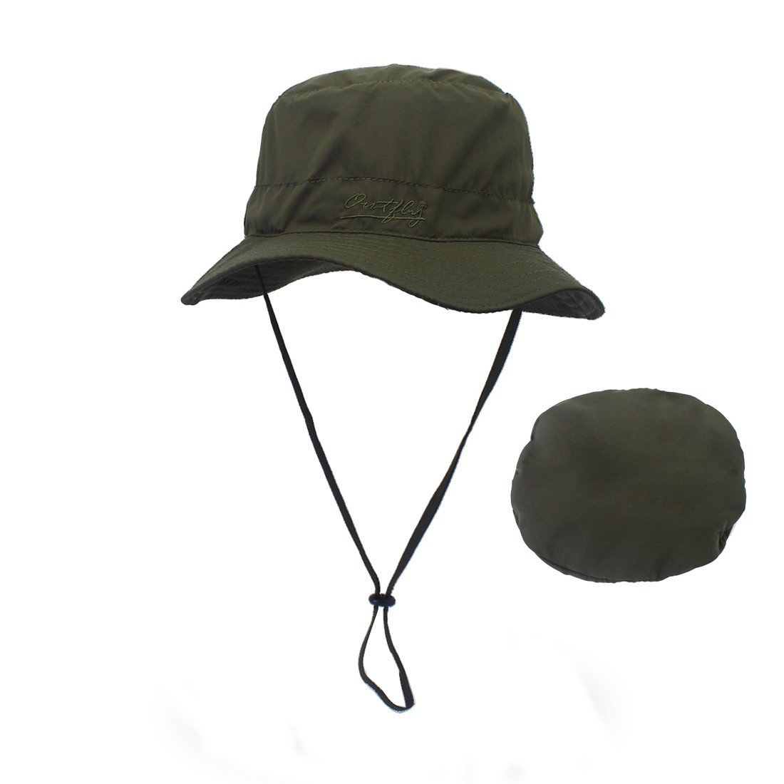 Outdoor Bucket Hats for Women Adjustable Fishing Hat Boonie Breathable Sun  Hats Foldable Hat with Wide Brim for Camping at Amazon Women s Clothing  store  98945d126231
