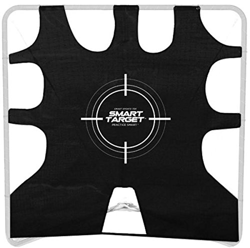 Smart Shooting Target for Lacrosse Goal, 6' x 6' by Smart Shooting Target