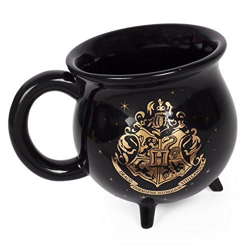 (Fab Starpoint Harry Potter Cauldron Sculpted Mug)
