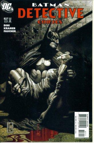 Detective Comics #827 : Featuring Batman in