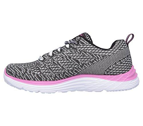 Skechers Valeris -kool Thing Sneaker Schwarz / Weiß / Pink